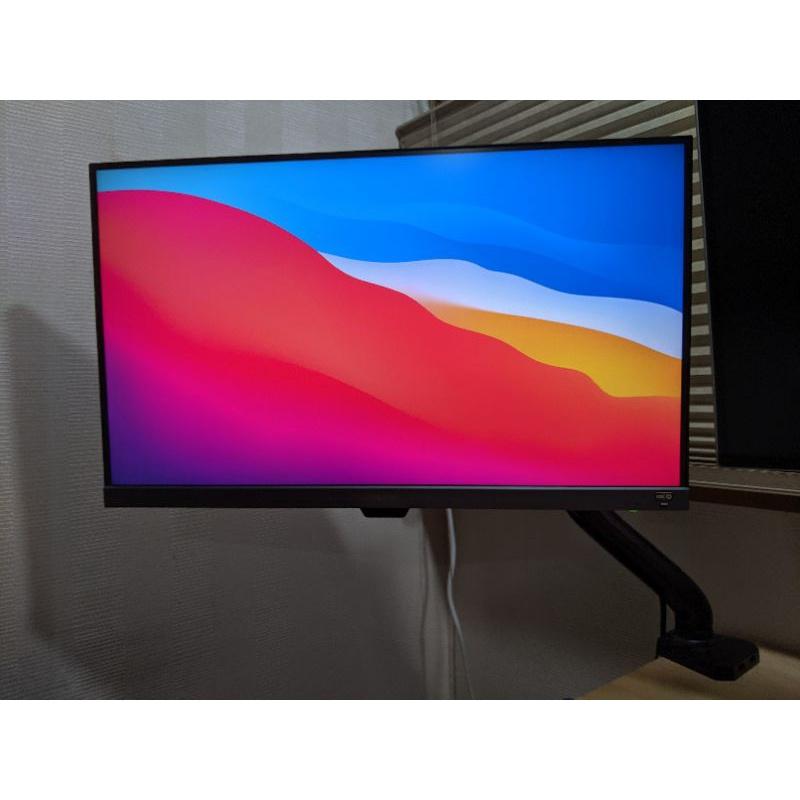 BENQ 27吋廣色域HDR螢幕/顯示器 EW277HDR + 螢幕支架 +Vesa轉接架
