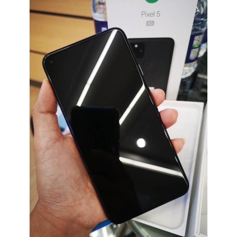拆封機 Pixel 5 8+128G 黑色 保固到2021/10/15/九成新