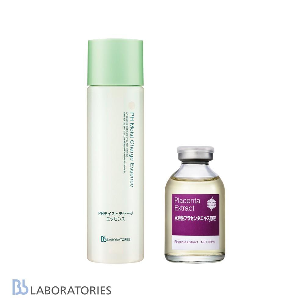 Bb Laboratories(苾萊寶)精華美容液 150ml +胎盤精華原液 30ml 二入組合