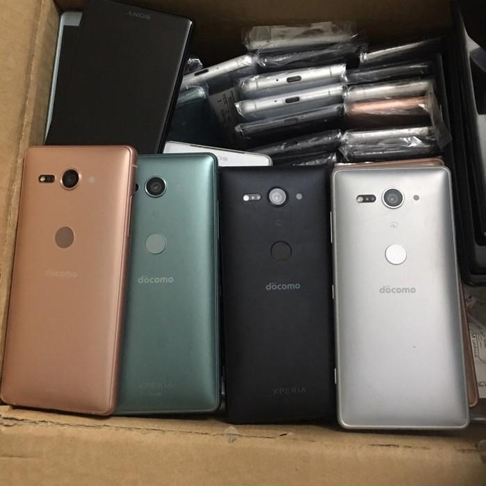 免運/索尼/Sony Xperia XZ2C 日版4+64G  SO-05K 二手手機