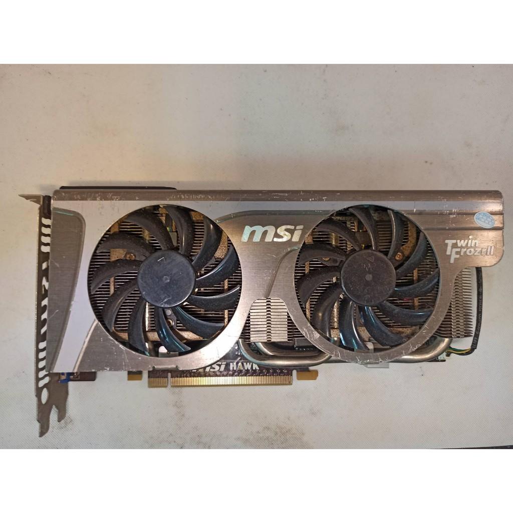 22@MSI微星N560GTX-TI TWIN FROZR II  DDR5 1G/2G顯示卡<二手良品>