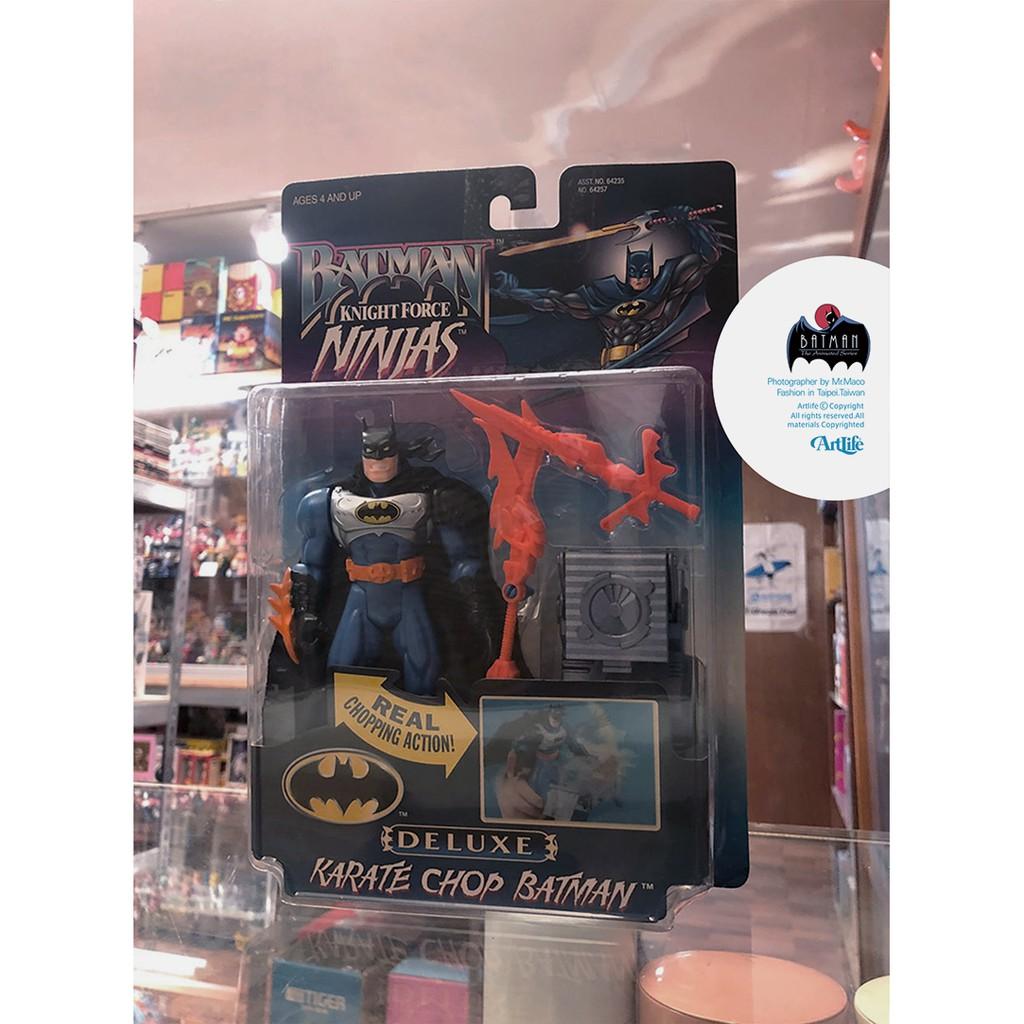 ArtLife @ KENNER 1998 HASBRO DC BATMAN NINJAS DELUX 忍者 蝙蝠俠