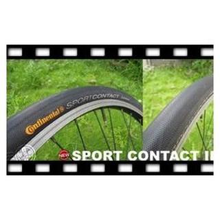 2內+2外 Cotinental德國馬牌城市/ 健行 外胎 輪胎 Sport Contact 26x1.3 光頭胎 登山車 高雄市