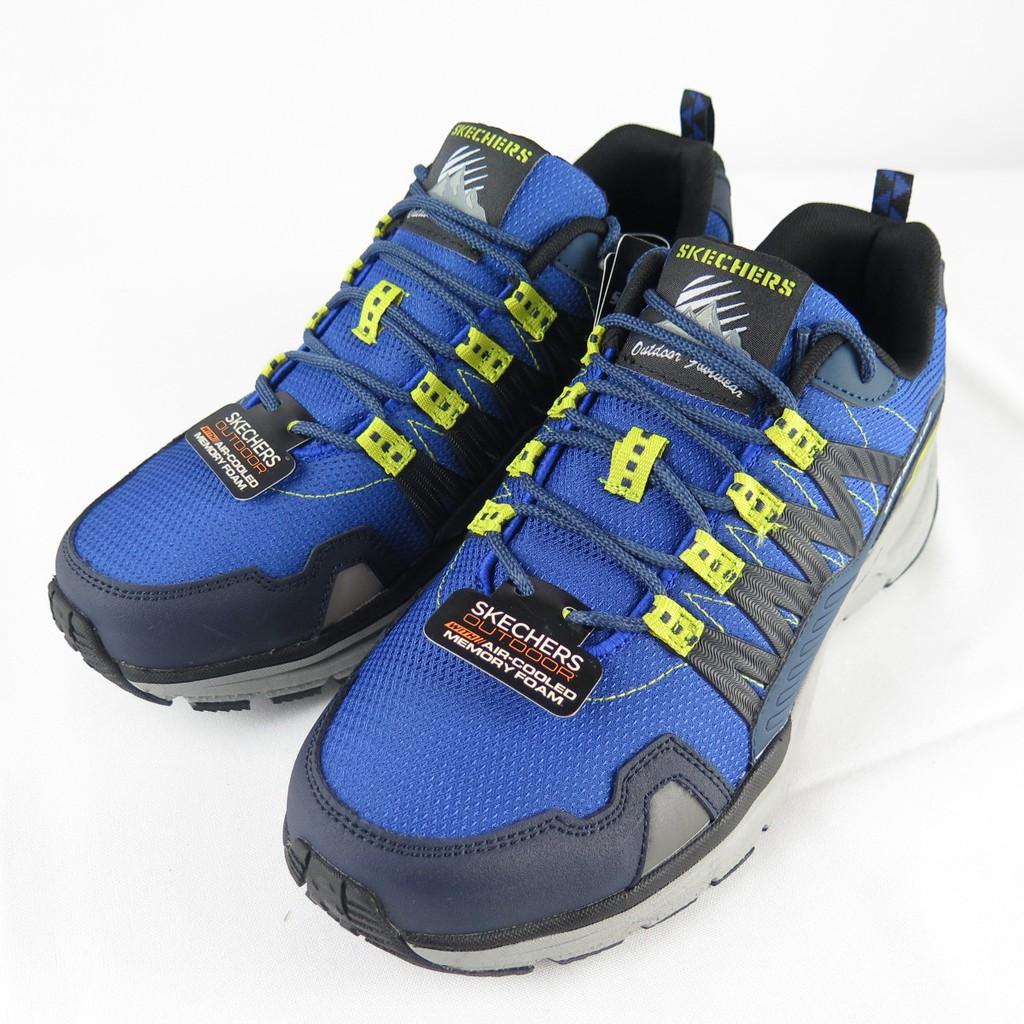 Skechers ESCAPE PLAN 2.0 戶外越野鞋 51926NVLM 男款 深藍【iSport愛運動】