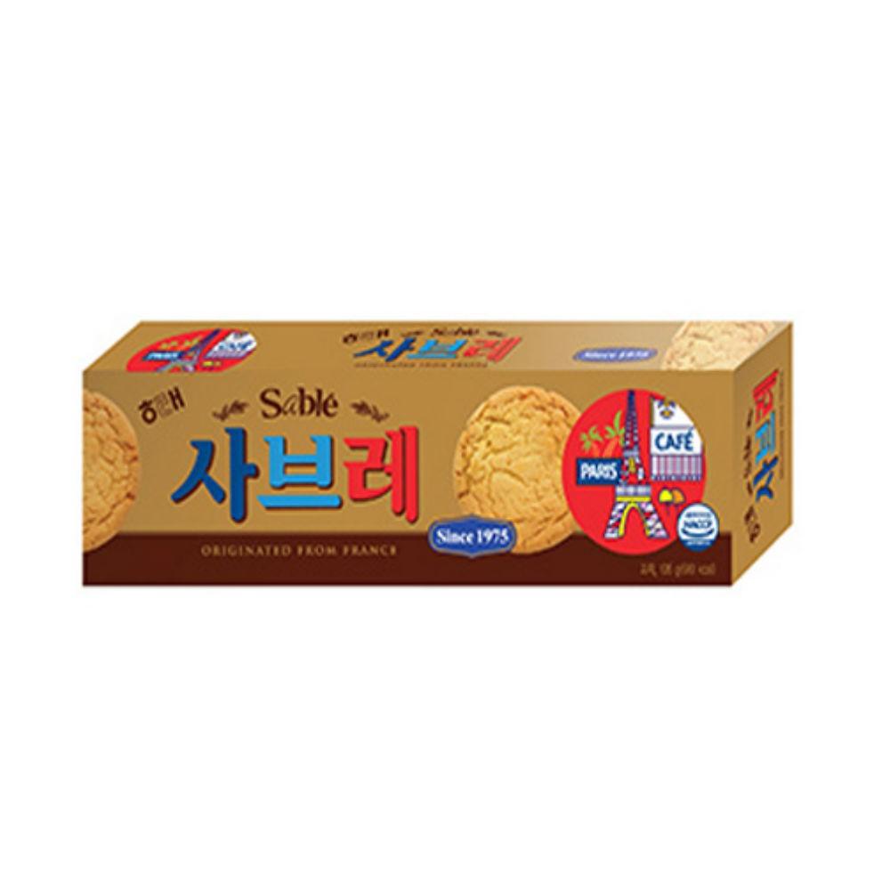 韓國HAITAI 沙布列法式酥餅(38g) 蝦皮24h