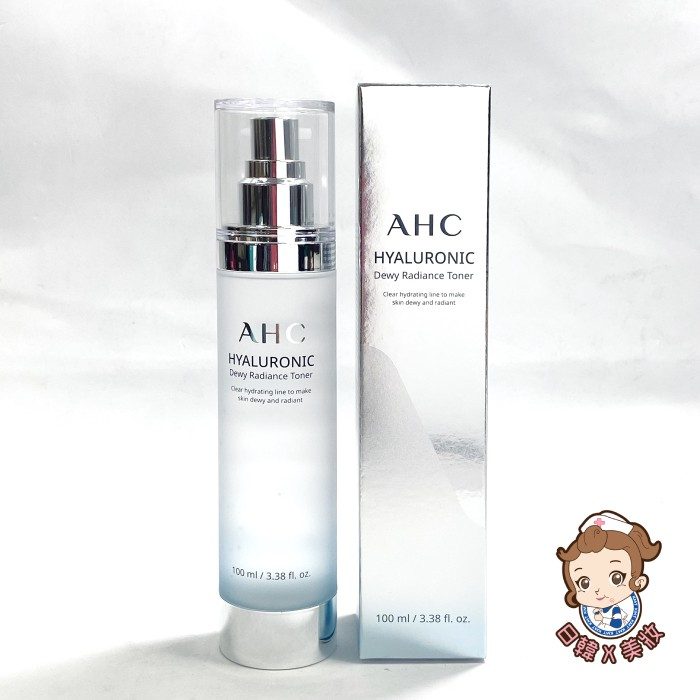 韓國 AHC 神仙水 新包裝 玻尿酸精華化妝水100ML/1000ml