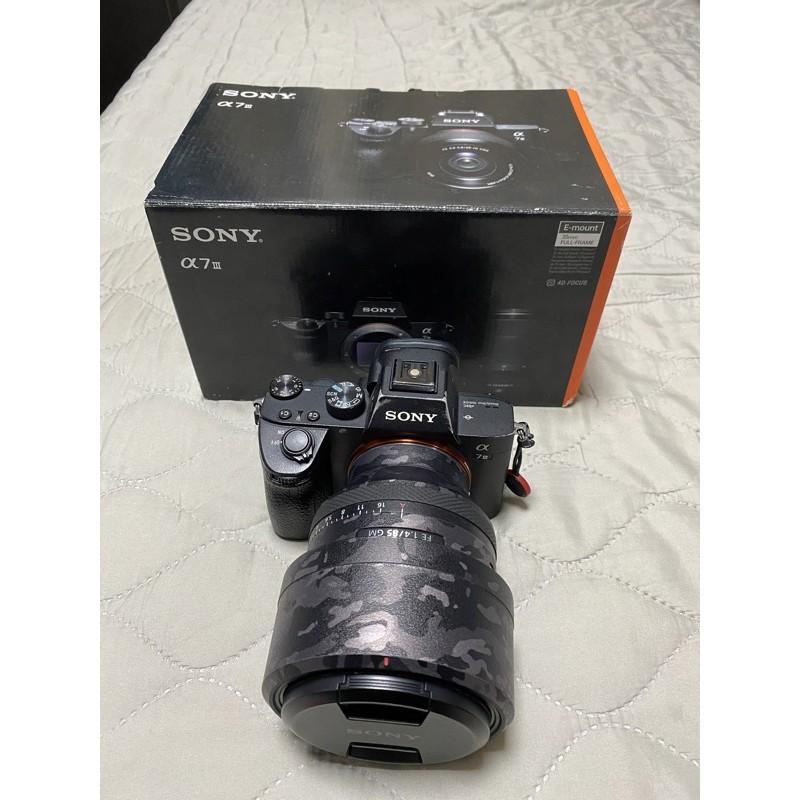 已過保 Sony A7III A7M3 A73  A7R3 A72 無反相機 公司貨 單機身