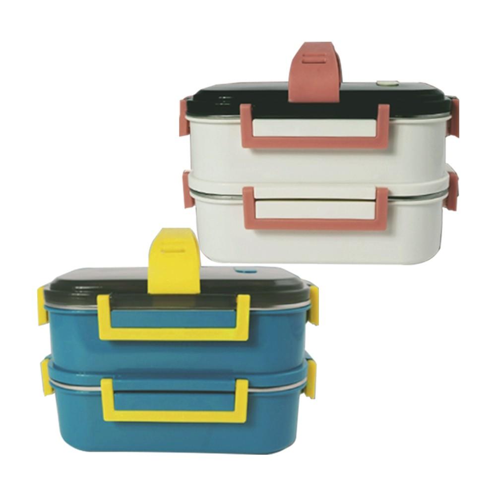 【LINOX】316不鏽鋼隔熱雙層便當盒