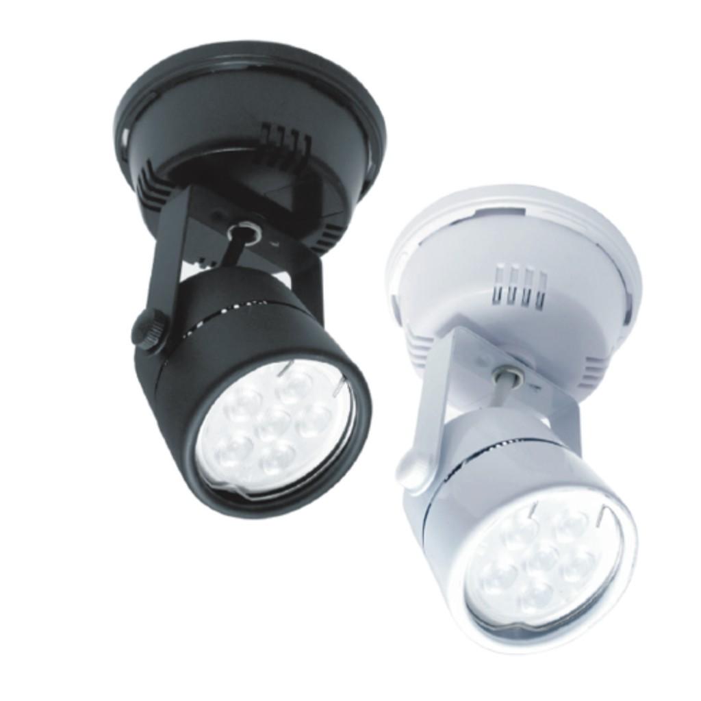 LED MR16-8W、6W、5W圓頭吸頂燈