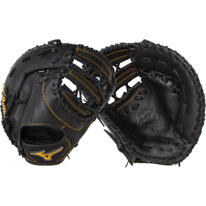 MIZUNO MVP PRIME 312452/R 一壘手手套 黑色