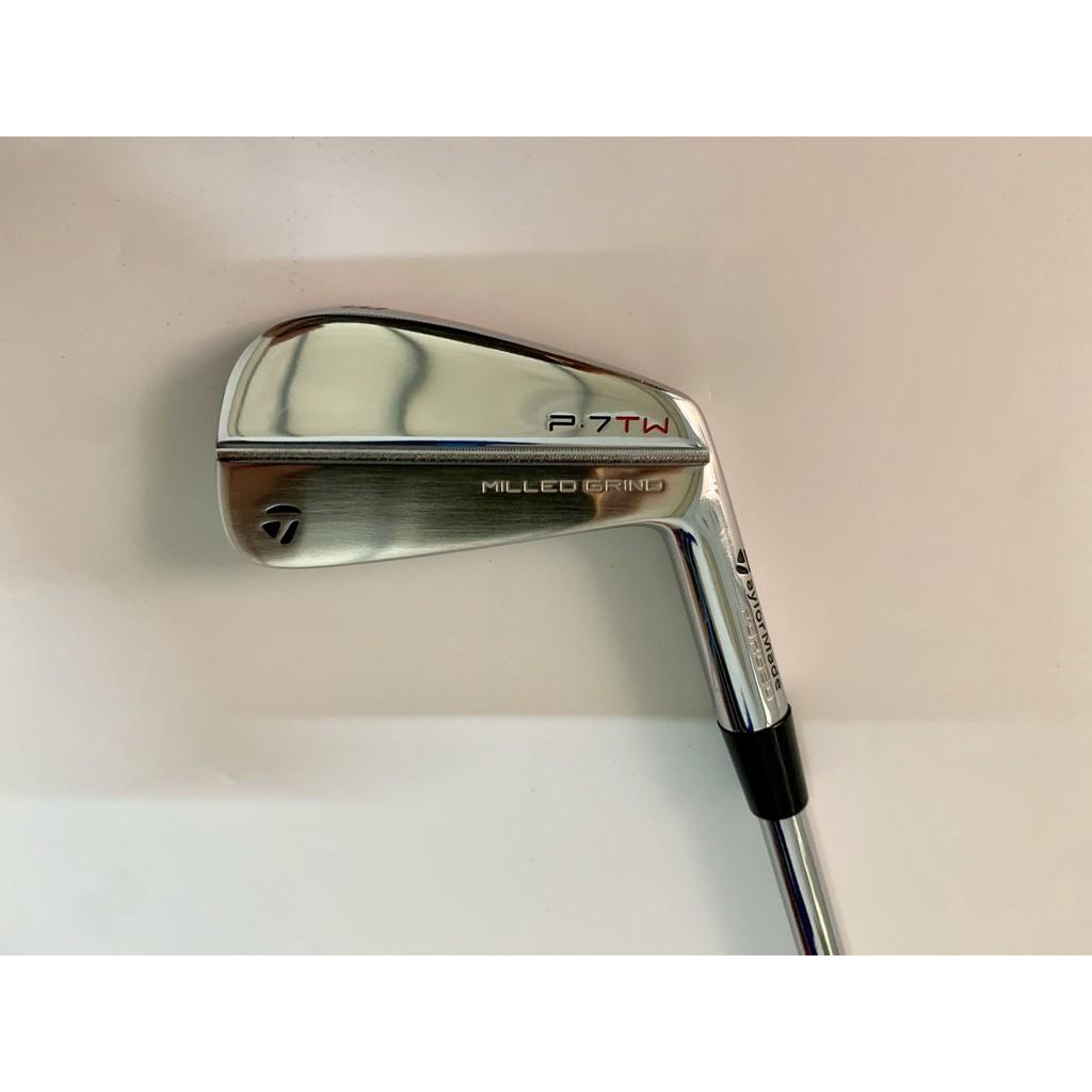 【特價下殺】高爾夫球桿P.7TW高質量高爾夫鐵桿組帶帽套包郵