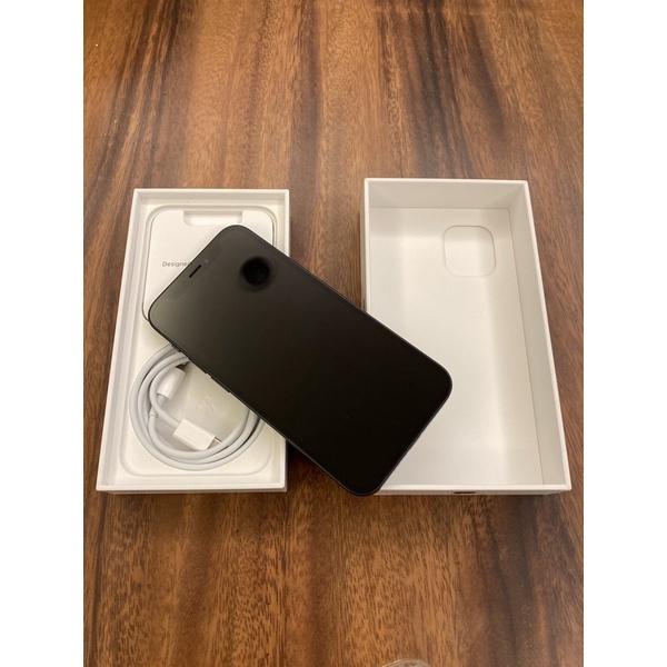 二手 Apple iPhone 12 mini 64GB 黑色