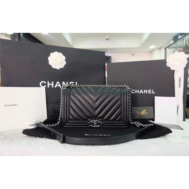 Chanel boy 20 28