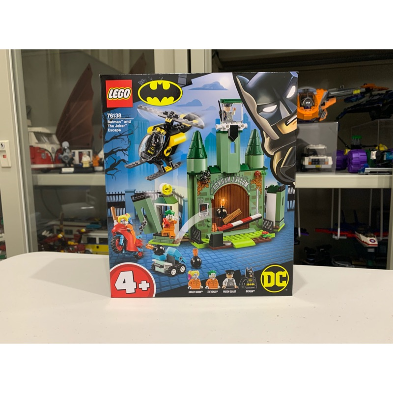 ★董仔樂高★ LEGO 76138 蝙蝠俠 DC 全新現貨