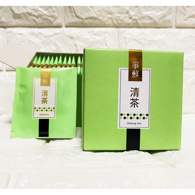 爭鮮清茶包2g*15(盒)