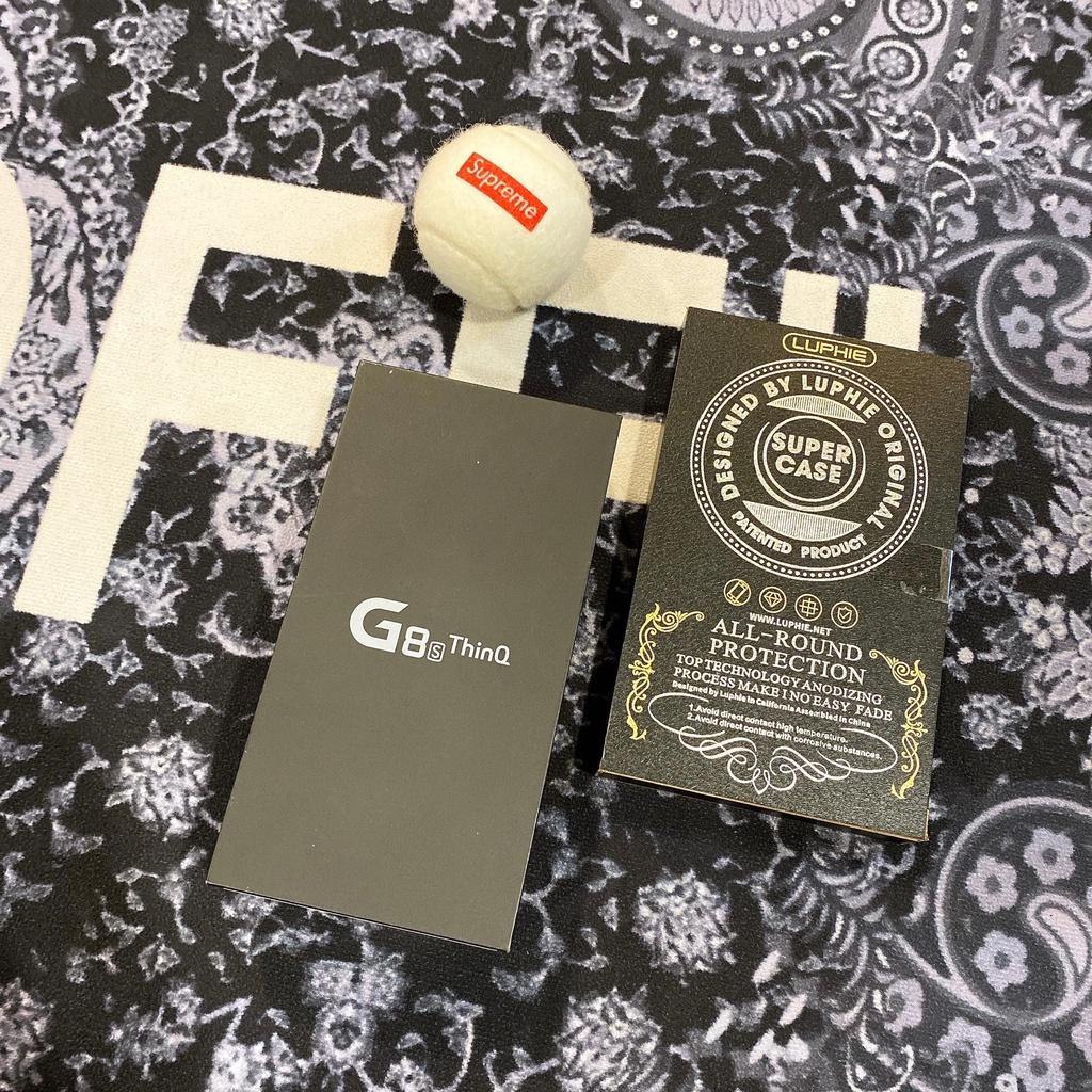 全新僅拆封套組 含保貼鋁匡 LG G8S ThinQ 6G/128G 雙卡雙待 6.2吋大螢幕 蘋果手機皆可貼換