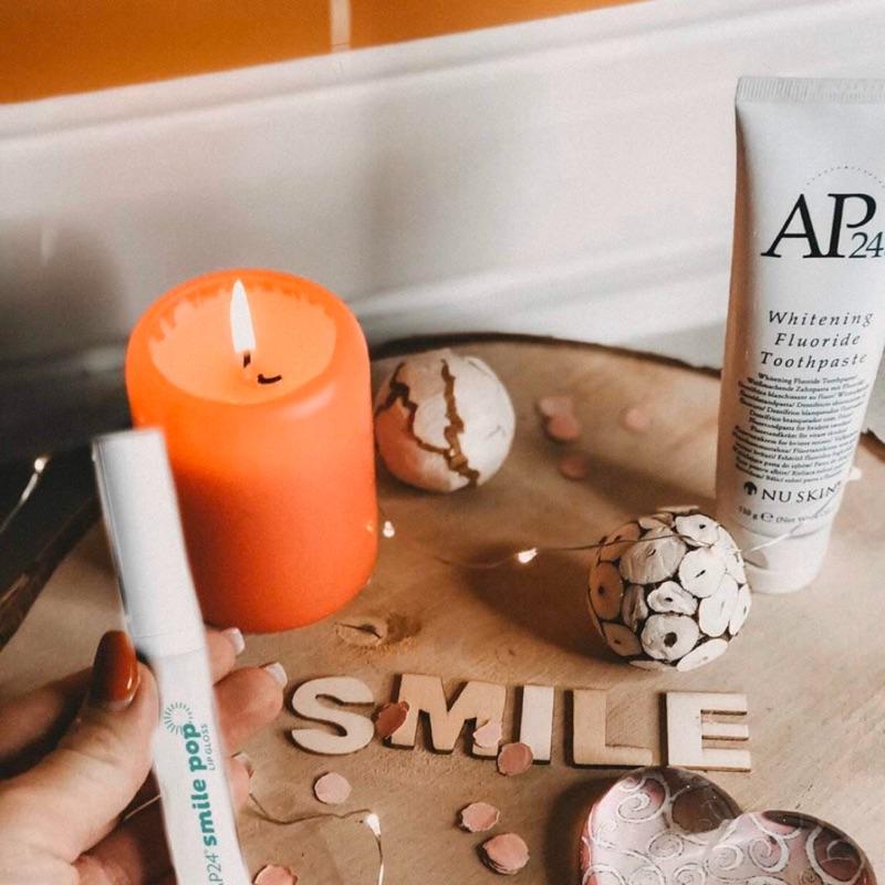 AP24 潔白牙膏AP-24 Whitening Fluoride Tooth Pas