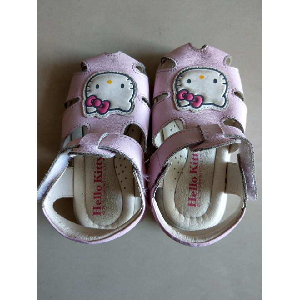 Hello Kitty 兒童鞋子 尺寸: 14