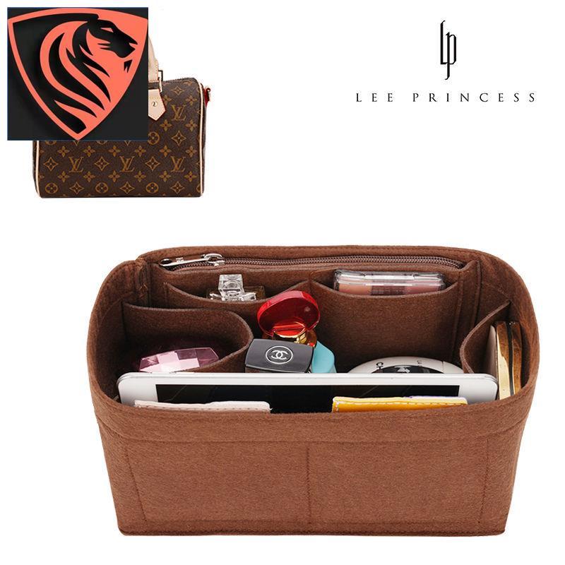 虧本特賣 現貨限量 關注優惠 適用於LV Speedy nano16 20 25內膽包內襯收納撐形30包中包內袋35 袋