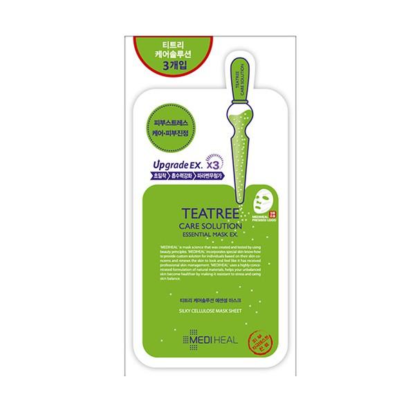 美迪惠爾茶樹舒緩護理保濕導入精華面膜(3入)【康是美】