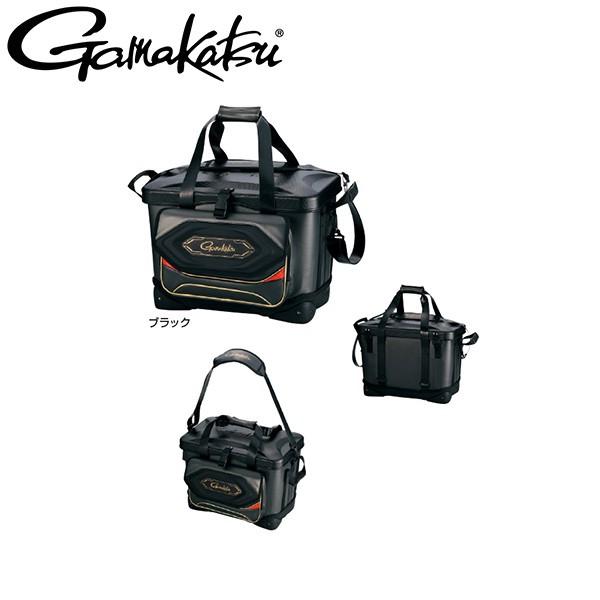 【獵漁人】GAMAKATSU がま磯クール 軟式冰箱 25/32公升 黑色 GB-388
