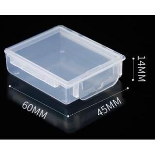 全新現貨類單眼相機電池保存盒 長65mm * 寬45mm *高20mm適用NIKON、CANON、SONY、富士 相機 台北市