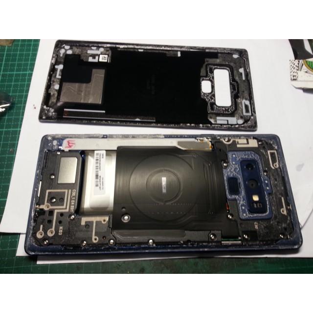 《原裝電池更換》三星 NOTE9 (N960F) 電池膨脹  斷電 自動關機