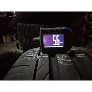 高雄中古輪胎 2018年 胎深5.6mm 195/ 55/ 15 普利司通 T001 有1條 一條600 高雄市
