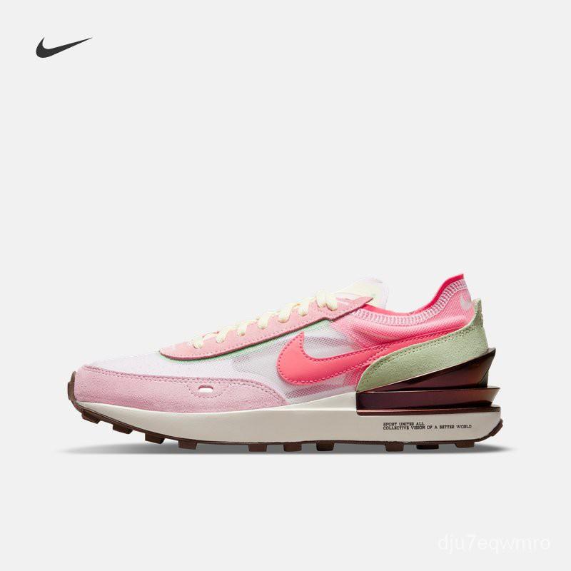 【✿熱銷✿】【✿正品代購✿】Nike耐克官方WAFFLE ONE女子運動鞋新款夏季耐克華夫鞋透氣DM5452 sbHJ
