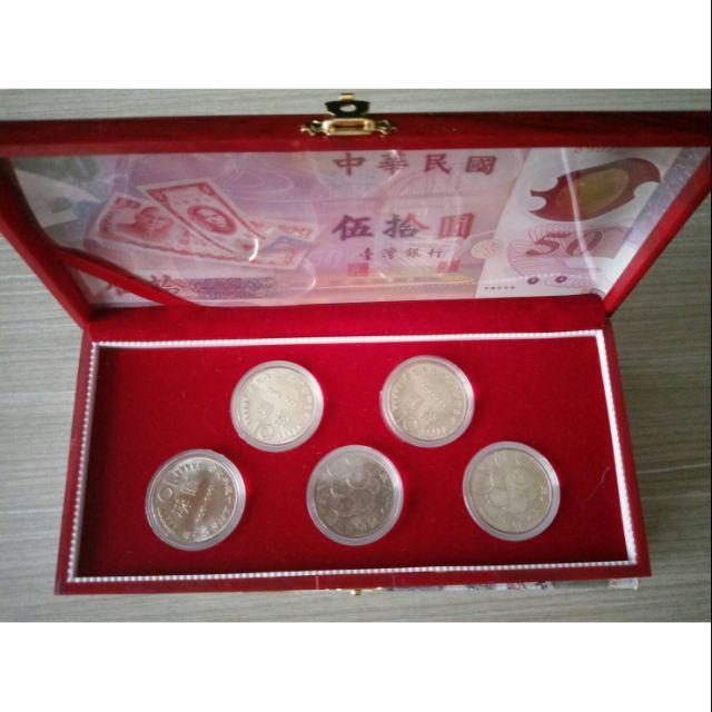 台灣建國50週年紀念幣(88年發行)