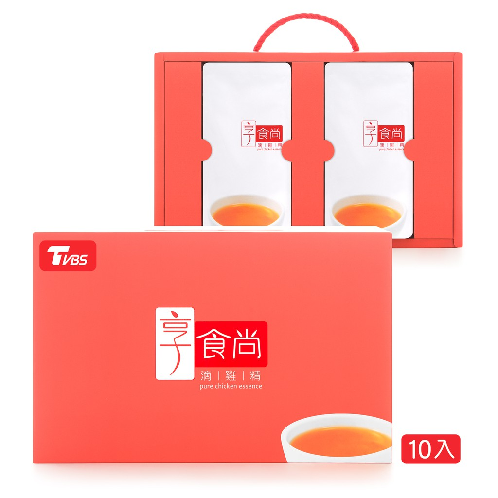 享食尚滴雞精3盒組(10入裝/盒)(45ml/入 )官方授權網購通路