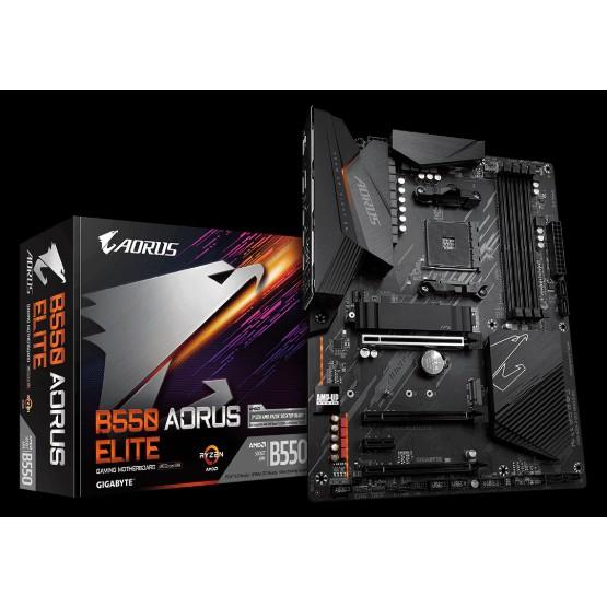全新 技嘉 B550 Aorus ELITE AMD R5 3600 6核12緒 另有 3300X