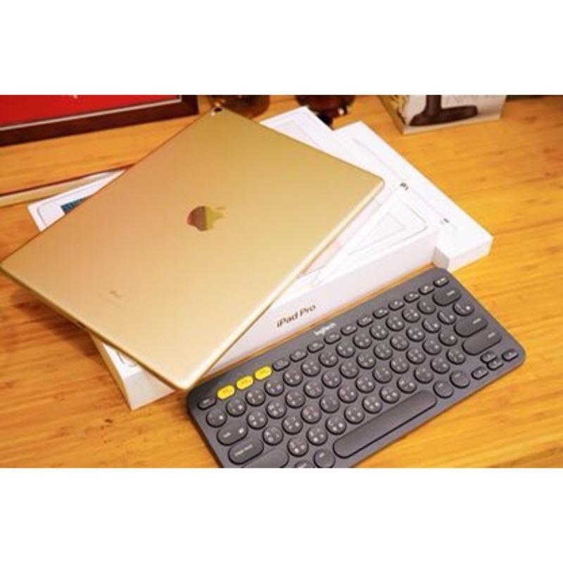 iPad Pro 256G 2代 Wifi版+ Apple pencil 1代 + 羅技藍芽鍵盤K380