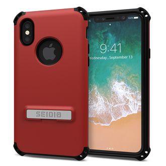 SEIDIO DILEX™ 軍規級四角防撞保護 for Apple iPhone X