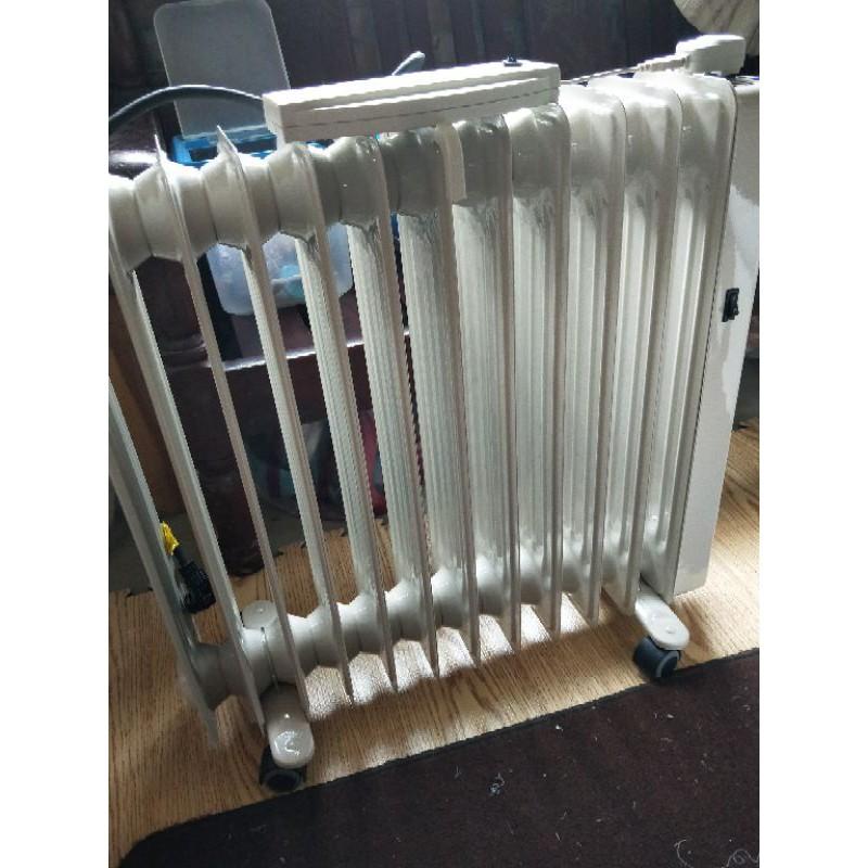HELLER德國 嘉儀葉片 電子式 電暖器 12片 KED512T