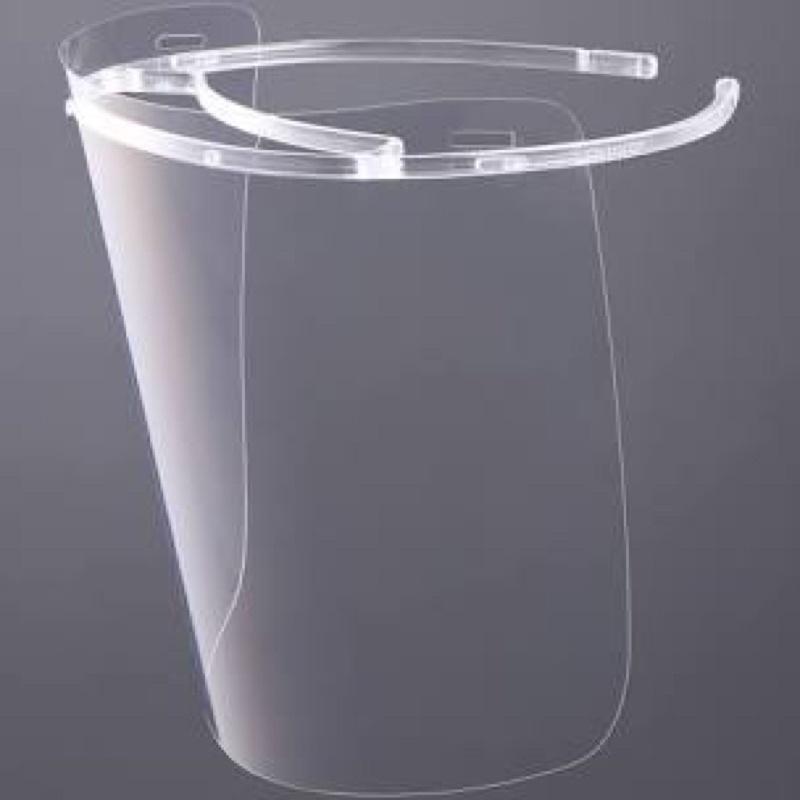 現貨 日本製 SHARP夏普 奈米蛾眼科技 防護面罩 1入
