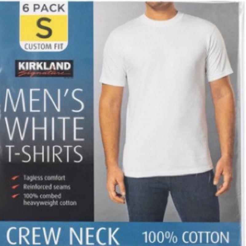 好市多商品特價出清~Kirkland Signature 科克蘭 男圓領短袖T恤S/XL拆賣品單件價/賣家宅配免運