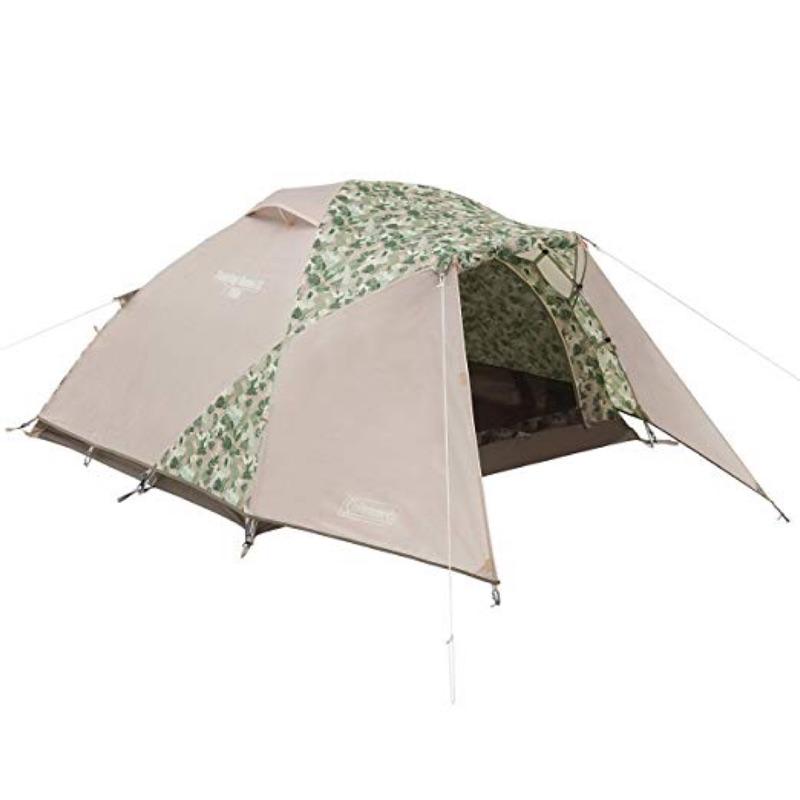 日本代購Coleman科爾曼 戶外露營旅遊 圓頂帳LX 2~3人用帳篷