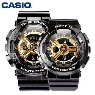 刻度代購 卡西歐G-shock手表 casio運動防水防震防磁男表 GA-110GB-1A卡西歐 桃園市
