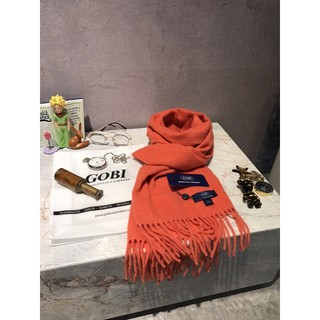 100%cashmere羊絨圍巾,GOBI名牌圍巾,170X30cm 新北市