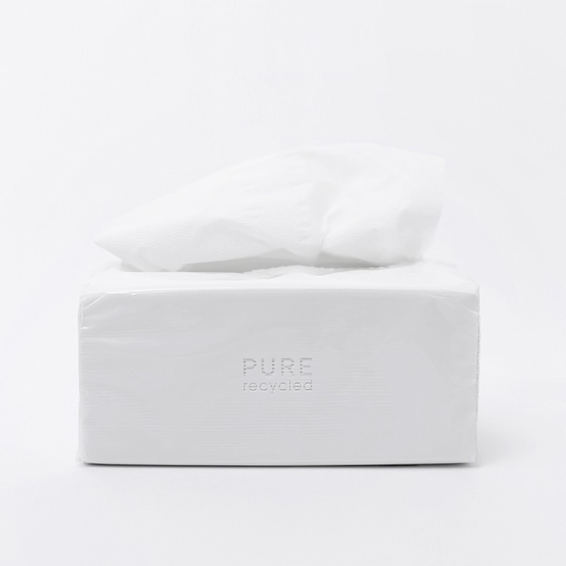 Unipapa Pure recycled 環保衛生紙  110抽 60包