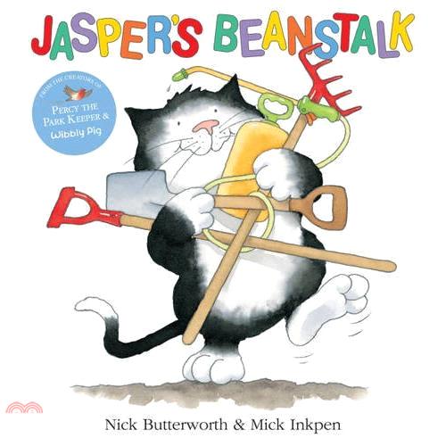 Jasper's Beanstalk【三民網路書店】