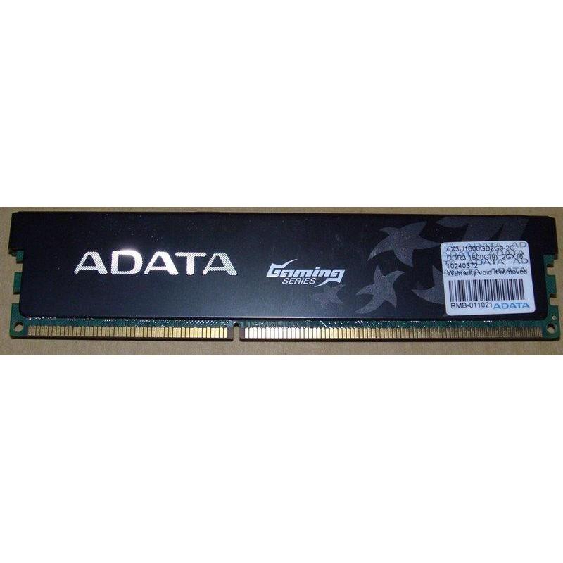 威剛ddr3-1600 2g散熱片ax3u1600gb2g9-Ag Gaming Series超頻桌上型記憶體2gb