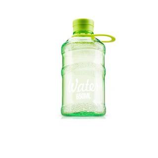 【水桶杯】迷你 mini 飲水機 創意 個性 水杯 650ml 韓國 water bottle 玻璃水杯 汽水瓶KIM 臺南市