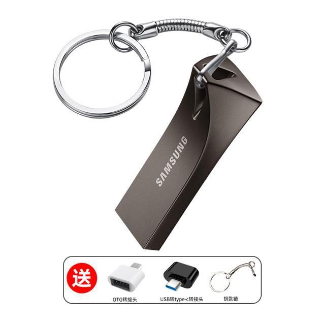 三星鐵殼bar plus 32g U盤 HFAT32 TeslaCam行車記錄儀專用U盤 汽車車載 特斯拉u盤