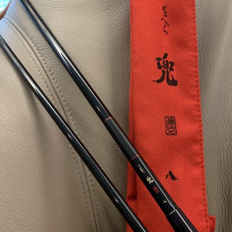 伽瑪卡茲 Gamakatsu 兜 7尺/8尺日本🇯🇵製 並繼竿 全新台灣公司貨 蝦竿