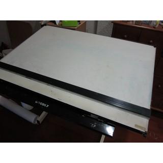 二手 A0製圖桌、含腳架、平行尺、磁性面板,適合建築科  室內設計科 學生    室內設計乙級技術士 製圖桌 高雄自取