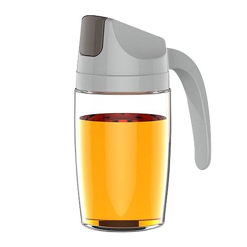 自動開合倒油瓶(小-300ml)1入 顏色隨機出貨【小三美日】D021779