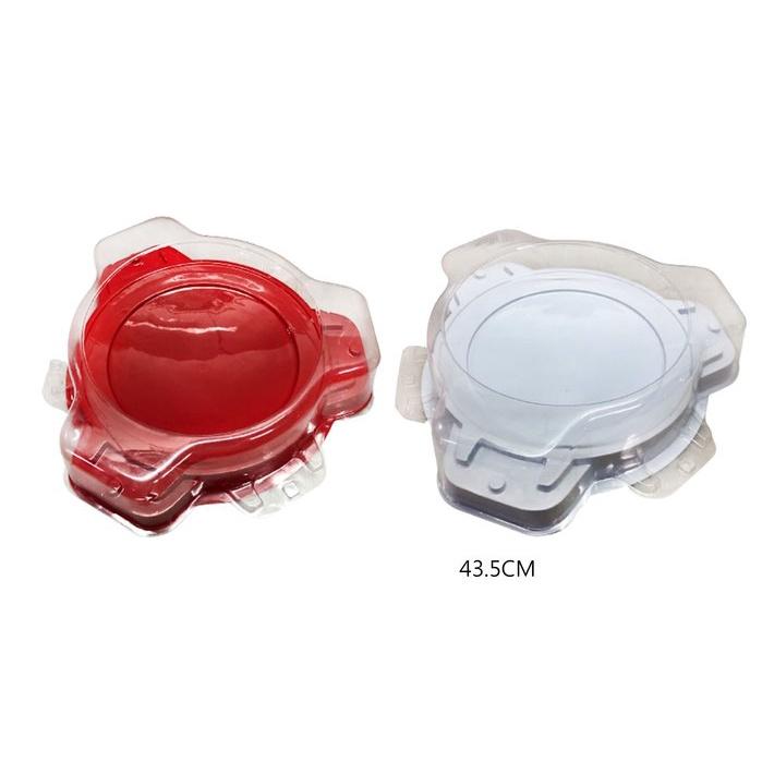 佳佳玩具 --- 戰鬥陀螺 對戰盤 競技場 三人合戰 戰鬥盤 上+下蓋大陀螺盤【05443198】