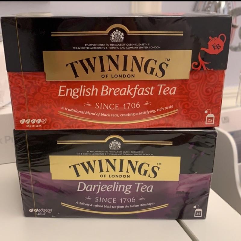 Twinings唐寧茶 英式早餐茶
